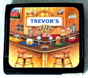 TREVORS-BAR-NAME-SET-OF-6-CORK-BACKED-COASTERS