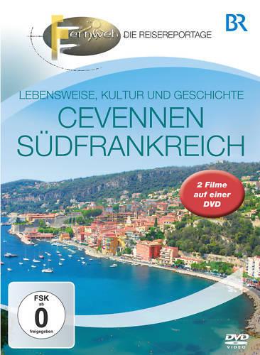 DVD Cevennen und Südfrankreich von Br Fernweh Das Reisemagazin mit Insidertipps