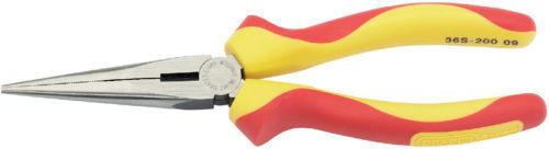 Lion Draper Expert VDE Insulated Long Nose Pliers 160mm