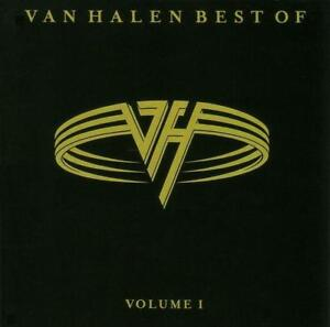 VAN-HALEN-BEST-OF-VOLUME-1-CD-DAVID-LEE-ROTH-80s-GREATEST-HITS-ONE-NEW