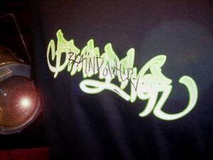 DUTCH-Hip-Hop-BRAINPOWER-Signed-Tour-SHIRT-UACC-COA-Picture-FOR-CHARITY