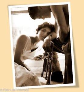 CHET BAKER MATTE ART PRINT MATTE POSTER SIZE JAZZ TRUMPET MUSIC OLDIES