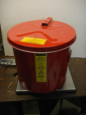 Justrite 27723 3.5 Gallon, Parts Washer, Wash Tank, New in - Parts Washer Tank