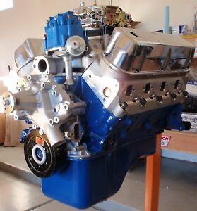 Ford 427 Windsor 560 Horse Stroker Crate Engine Pro