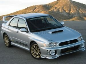 GENUINE-Morette-Headlights-Subaru-Impreza-WRX-2001-02