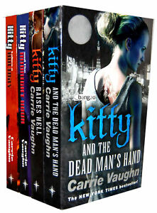 Kitty-Norville-Collection-4-Books-Set-Carrie-Vaughn
