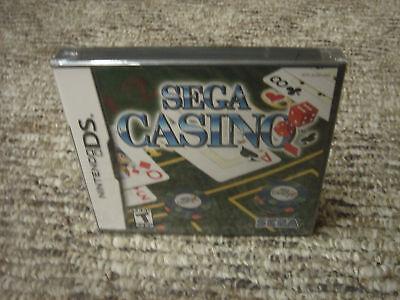 Sega Casino (nintendo Ds, 2005)