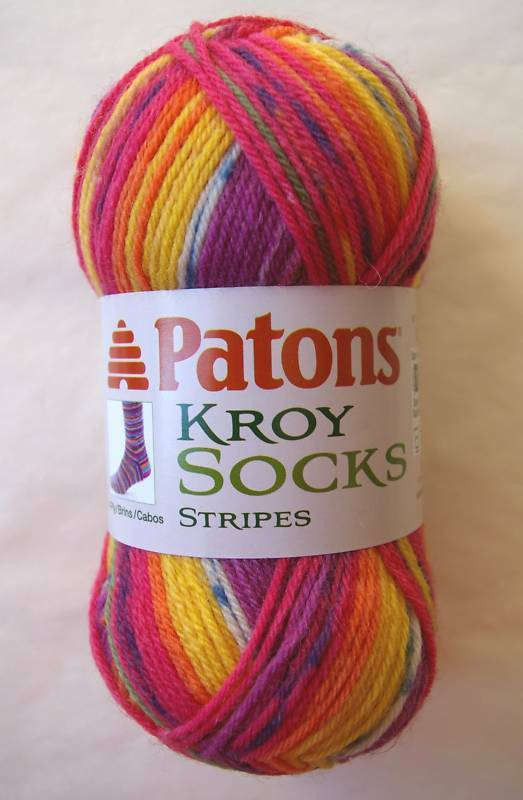 Patons Kroy Sock Yarn 2 Sk Select Colors