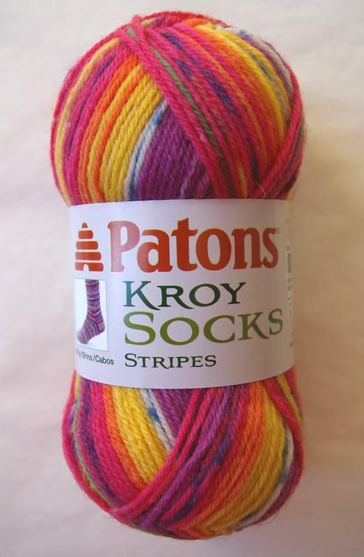 Patons Kroy Sock Yarn 2 Sk Select Colors