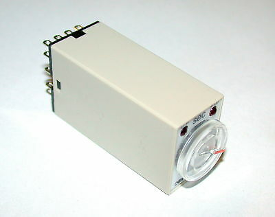 Omron 24 Vdc Timer Relay Model H3y-4