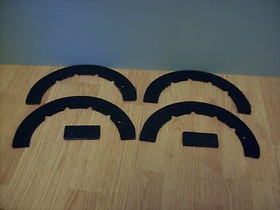 6 Piece Rubber Paddle Set For Mtd & Yardman