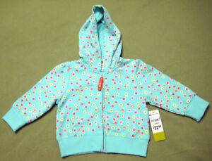 New-PLEASE-MUM-Girls-Zipper-French-Terry-Print-Hoody