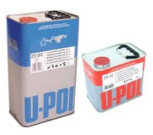 U-pol-7-5L-2K-Lacquer-Kit-2-1-2080-2031-Hardener-UPOL-Clear-Coat-Activator