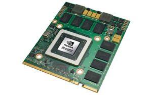NVidia-FX-3700M-1GB-Clevo-D901C-Video-Graphic-Card