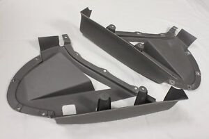Firebird Trans Am Front Fender Ground Effects Pair L&R