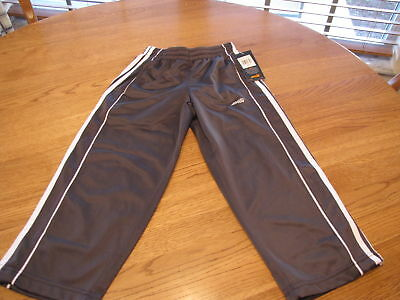 Boy's Youth Avia Small 4 Charcoal Active Pants