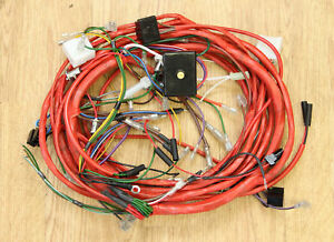 [DIAGRAM_1CA]  INTERNATIONAL HARVESTER 454 3 CYL WIRING HARNESS-NEW | eBay | Ih 574 Wiring Harness |  | eBay