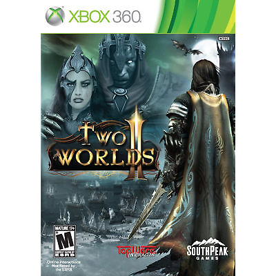 Two Worlds Ii 2 Genuine Xbox 360 Game Sealed