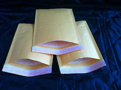 150 4 9.5x14.5 Kraft Bubble Mailers Padded Envelopes Self Seal 100.4