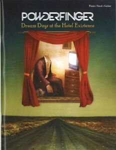 POWDERFINGER DREAM DAYS AT THE HOTEL EXISTENCE PVG BOOK