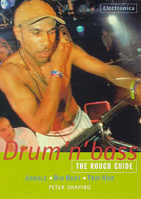(Very Good)-The Rough Guide to Drum N' Bass (Paperback)-Shapiro, Peter-185828433