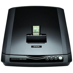 epson perfection 3590 photo flatbed scanner ebay rh ebay com Epson Document Scanner Epson Perfection Photo Scanner