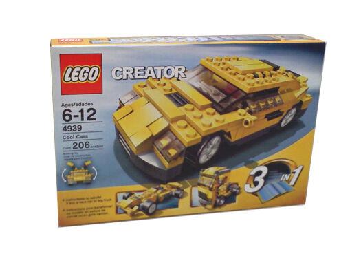 Lego Creator Cool Cars 15571 Ebay
