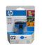 HP 02 (C8771WN#140) Cyan Ink Cartridge