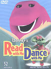 Barney's Read with me Dance with me (DVD, 2003) (DVD, 2003)