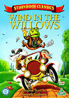 Storybook Classics - Wind In The WIllows (DVD, 2006)