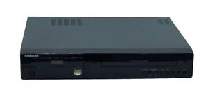 SAMSUNG-UPCONVERT-TRANSFER-VHS-TO-DVD-RECORD-VCR-COMBO