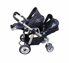 Double Travel System 3 in 1 Features Pushchairs & Prams