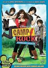 Camp Rock DVDs