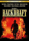 Backdraft (DVD, 2006, 2-Disc Set, Anniversary Edition)