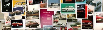 tekno1955 Cataloghi e Manuali Auto