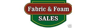 FABRIC AND FOAM SALES