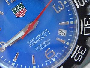 Tag Heuer Formula 1 WAC1111 WAC 1110 Watch Guide