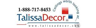 TalissaDecor Ceiling Tiles