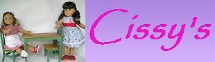 Cissy's Doll Fashions and More