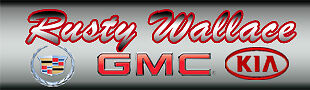 RUSTY WALLACE CADILLAC GMC KIA