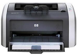 How to Set Up Wireless Connection on HP LaserJet 1012 :