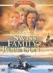 Swiss Family Robinson (DVD, 2002, 2-Disc...
