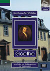 Famous Authors - Goethe (DVD, 2006, German Version)