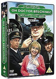 OH O DOCTOR / DR BEECHING - The Complete TV Series Season 1 & 2 One