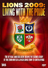The Lions '09 - South Africa - Living With The Pride (DVD, 2009, 2-Disc Set)