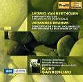 Sinfonie 6/Doppelkonzert (Brahms) von Zehetmair,Meneses,Sanderling,Wdr so (2007)