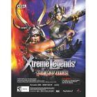 Samuari Warriors: Xtreme Legends (Sony PlayStation 2, 2005) - European Version