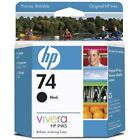 HP 74 (CB335WN#140) Black Ink Cartridge