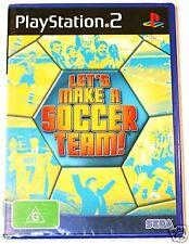 Sony PlayStation 2 Football SEGA Video Games