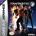 Fantastic 4 (Nintendo Game Boy Advance, 2005)